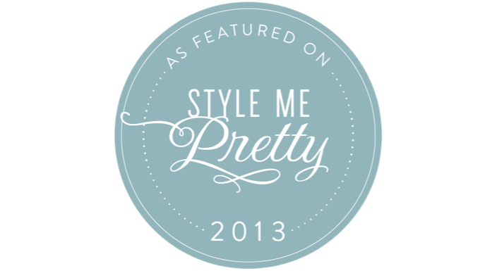 *Featured* on Style Me Pretty!