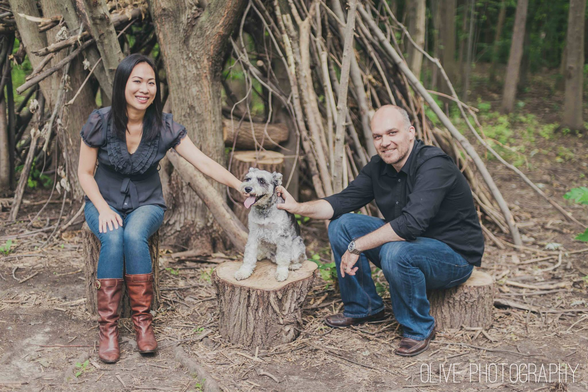 Toronto pet photography