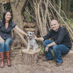 Toronto Pet Photography – Eini, Celso & Hunter