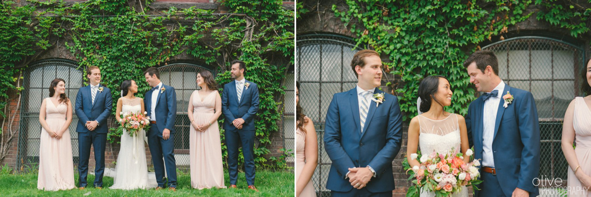 Caffino Restaurant wedding Toronto Archives | Olive Photography