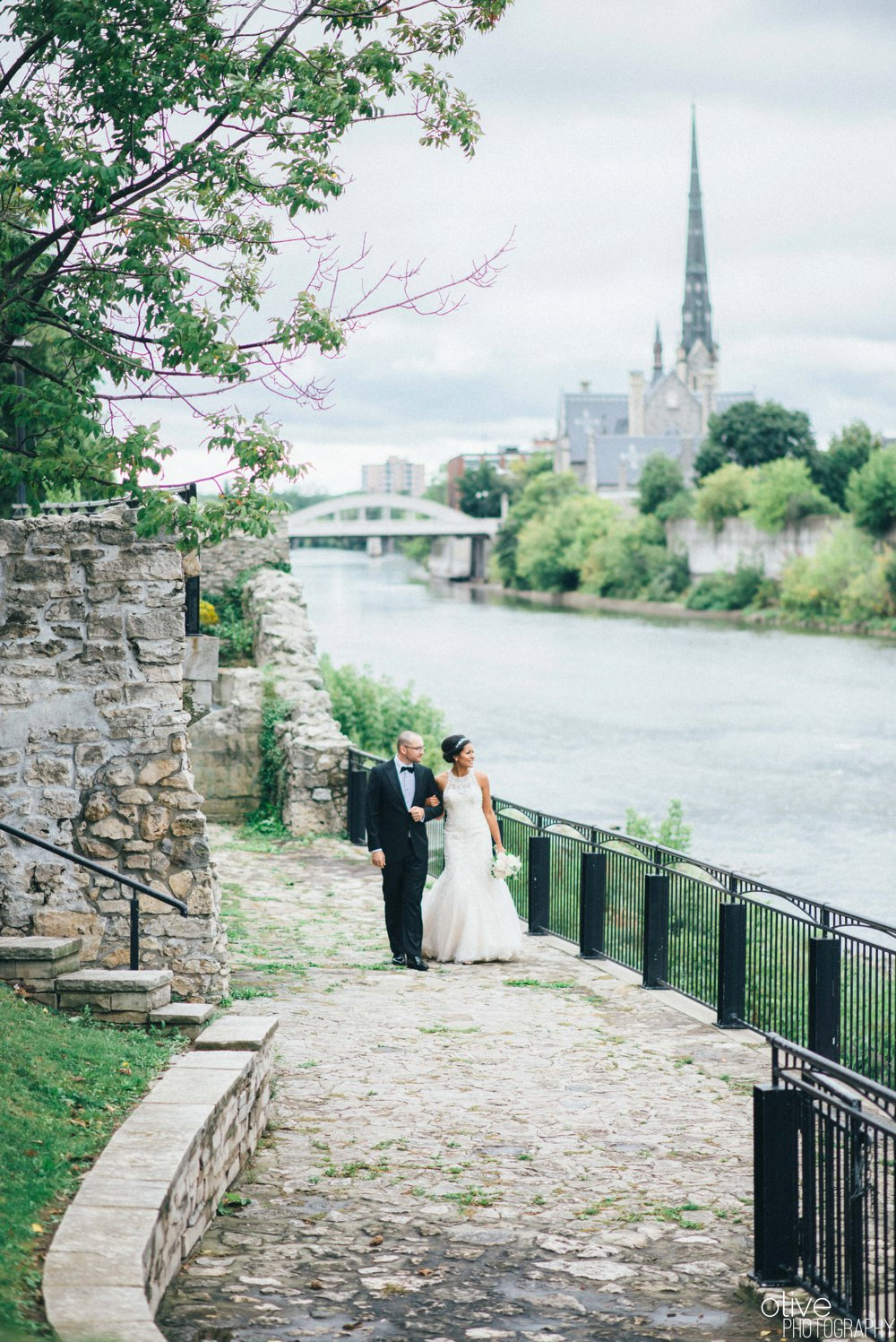 Cambridge Mill Wedding - Olive Photography