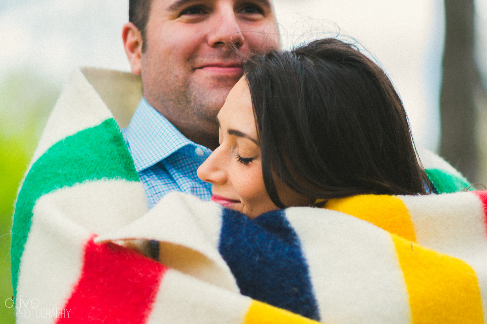 Toronto engagement photography - Olive Photography