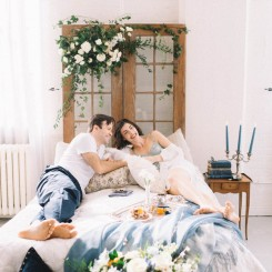 'The Day After' – Styled Shoot