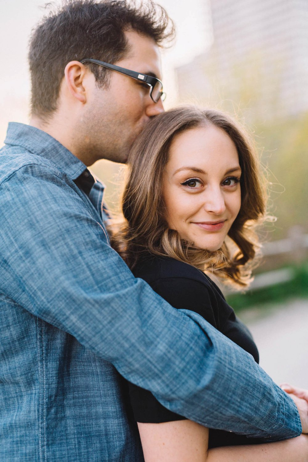 Toronto Park Engagement Session | Olive Photography