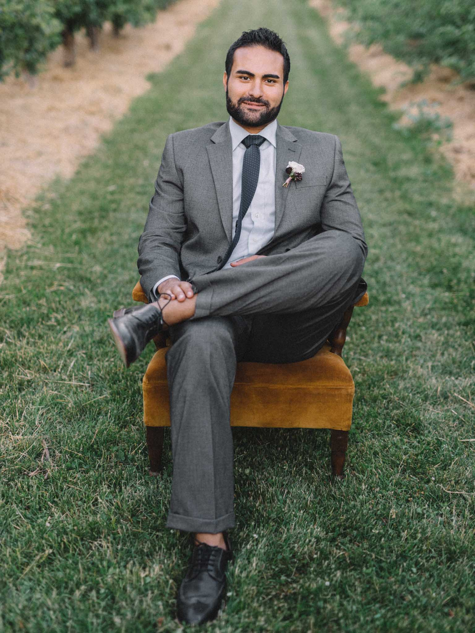 Groom Photos | Olive Photography