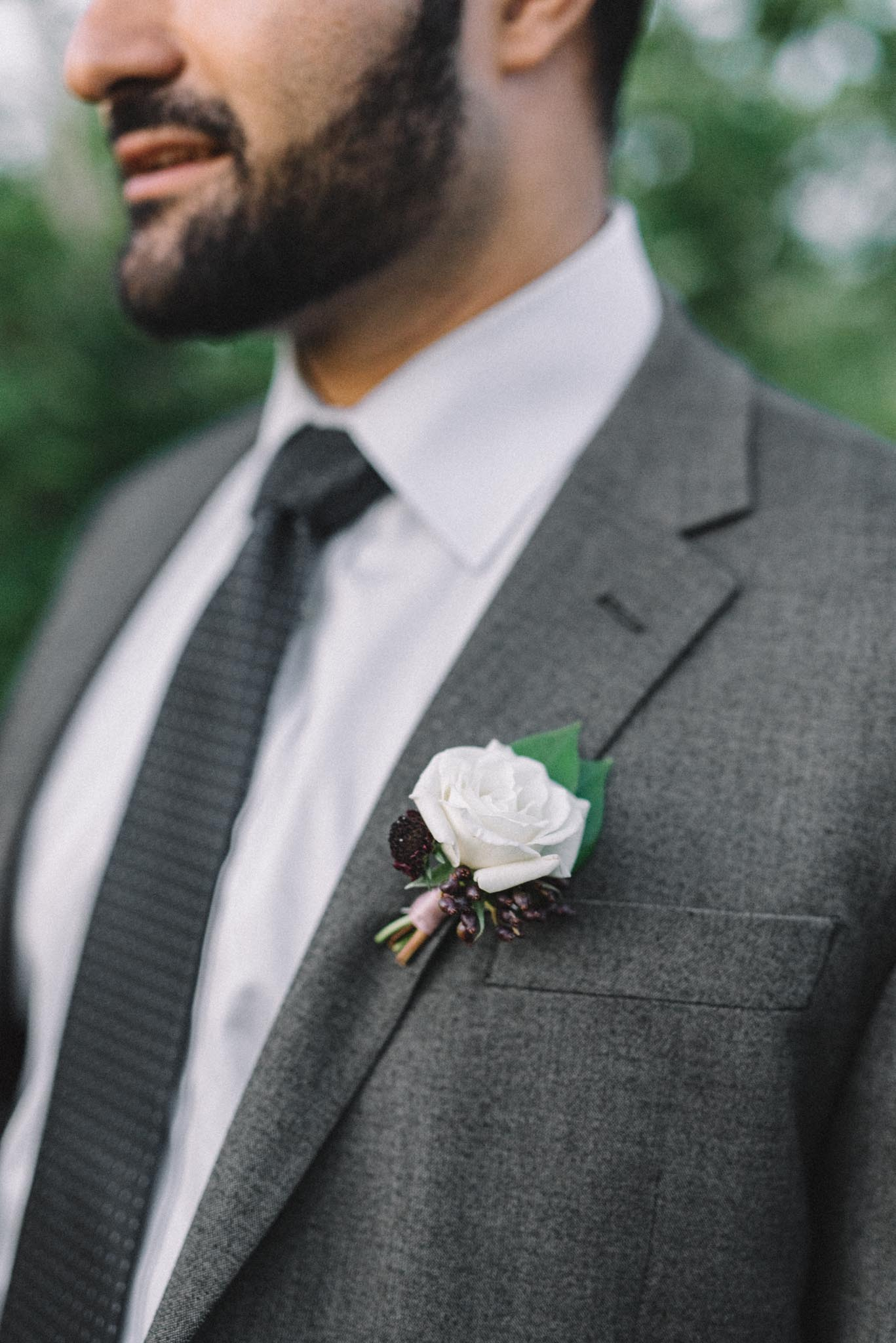 Boutonniere | Olive Photography