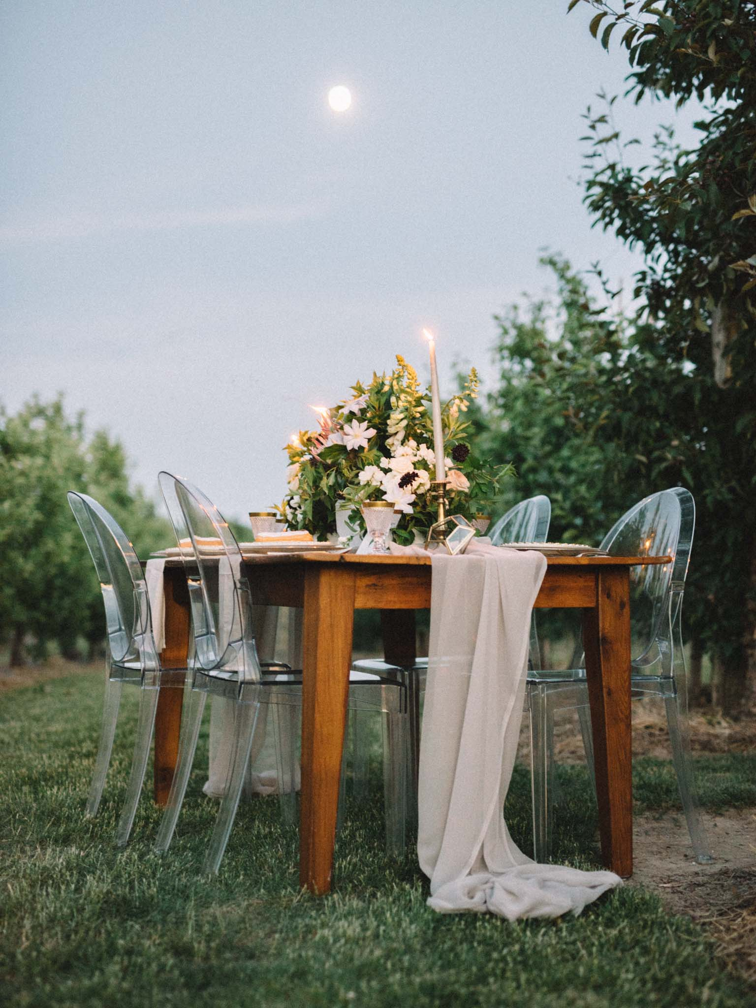 Harvest table wedding Toronto | Olive Photography