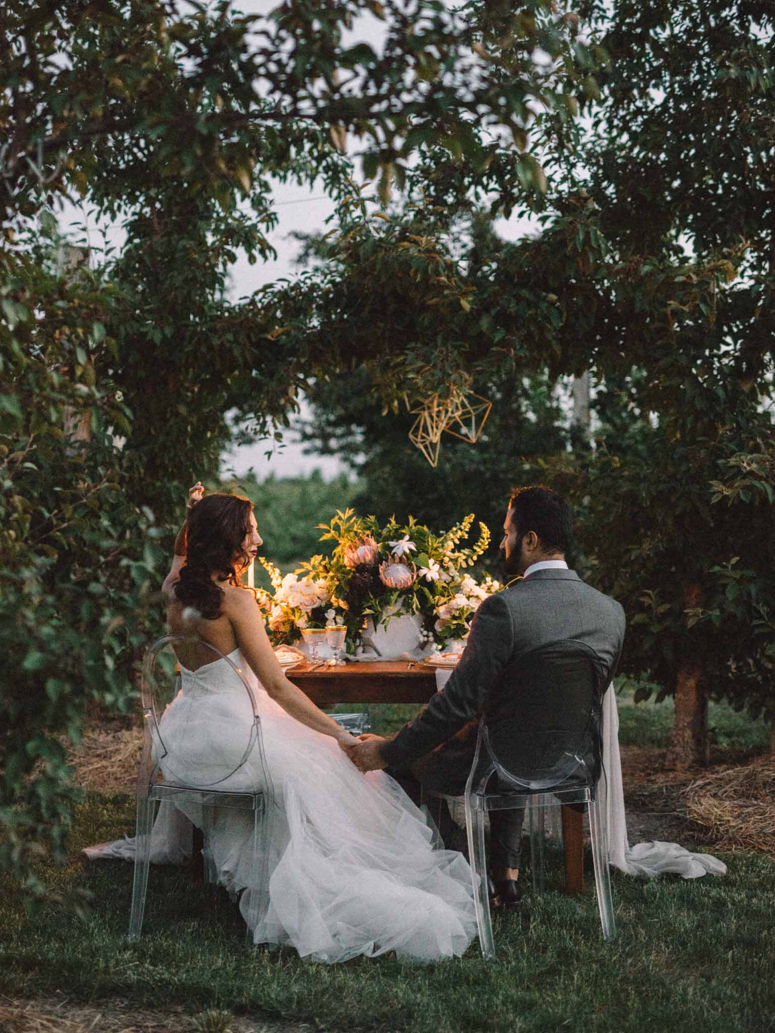 Candlelit Elopement | Olive Photography Toronto