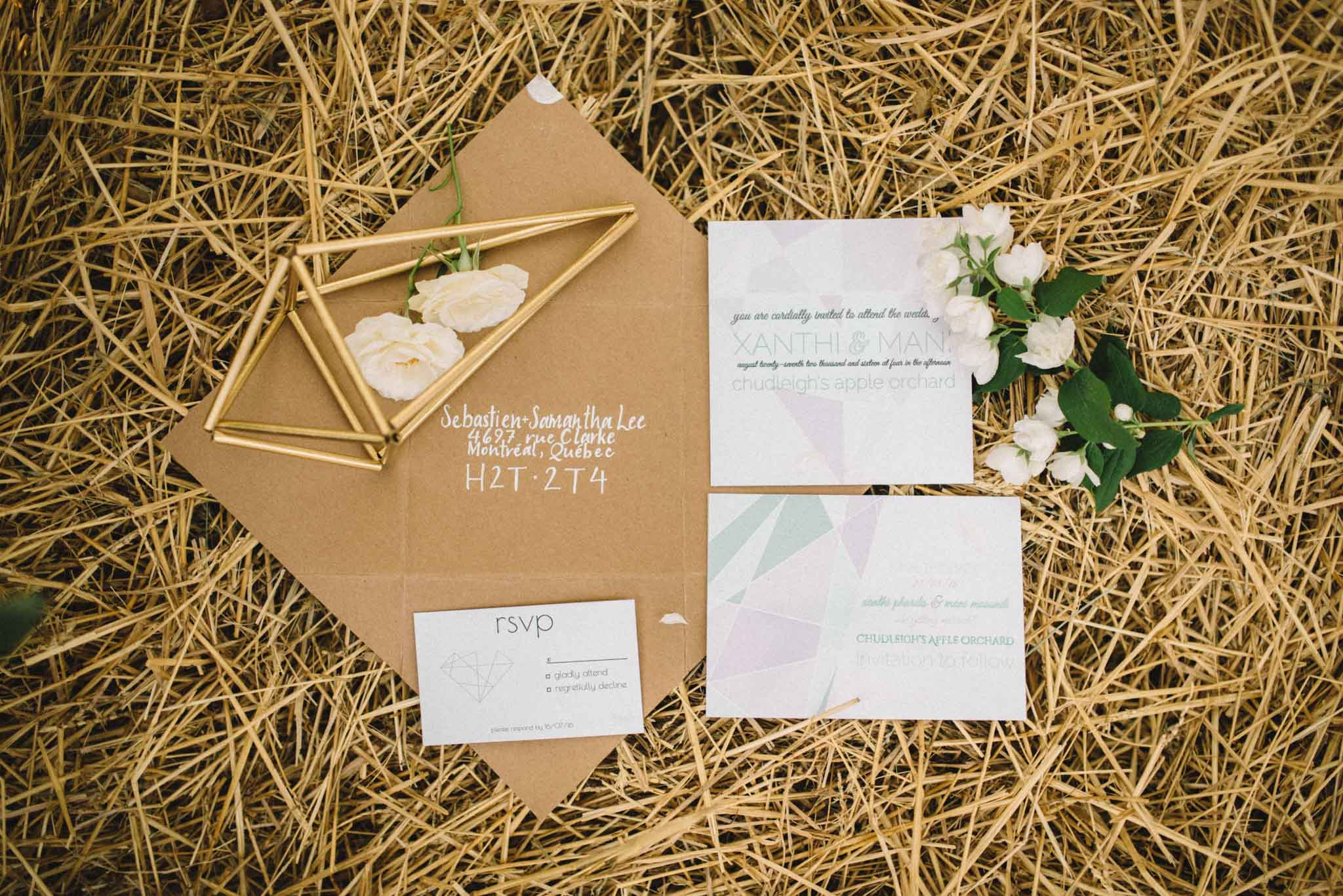 Toronto calligrapher - Quill & Oak - Olive Photography