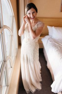 Jenny Packham Wedding Dress - Olive Photography Toronto