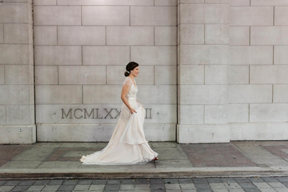 Romantic Wedding Dress - Olive Photography Toronto