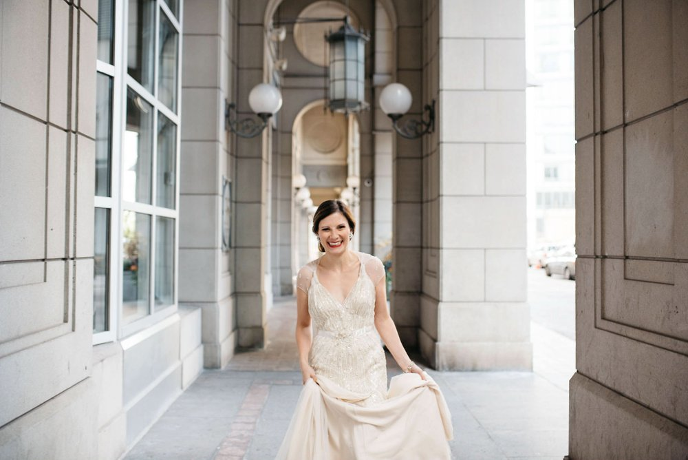 Happy Bride | Olive Photography