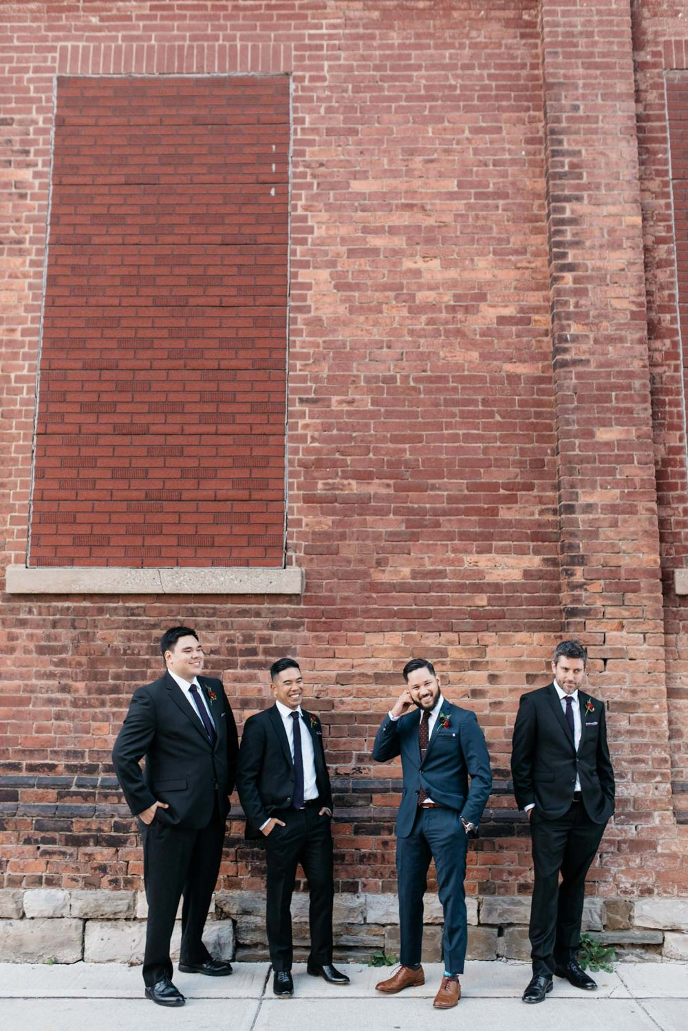 groomsmen photos | Olive Photography Toronto