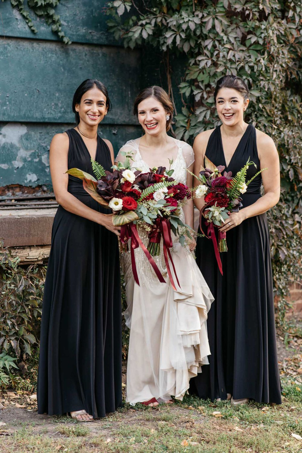 bridesmaids photos | Olive Photography Toronto
