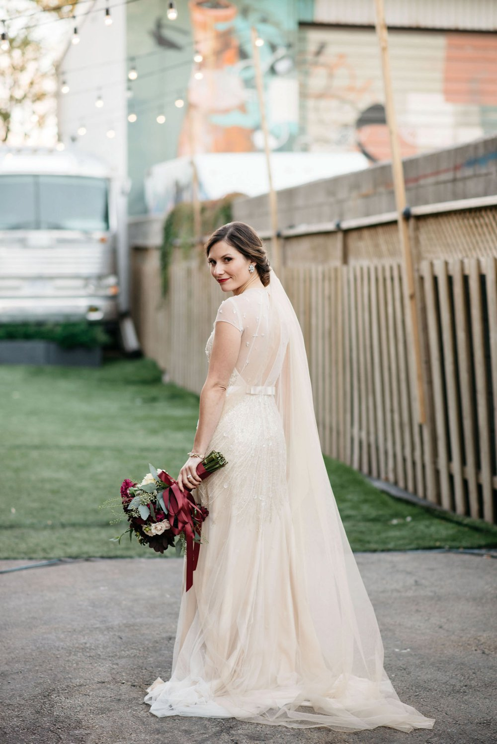 vintage bride style | Olive Photography