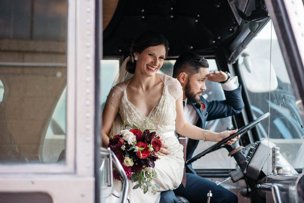 fun wedding photos | Olive Photography