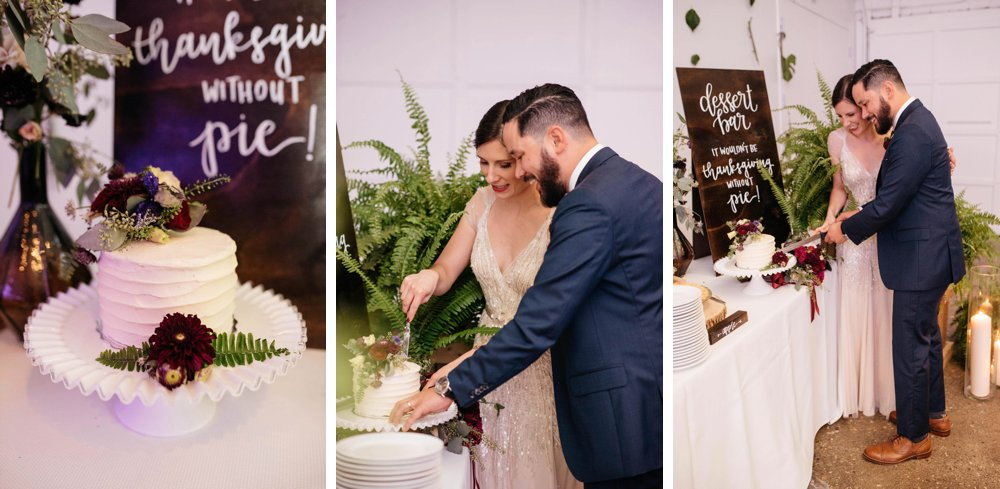 cake cutting photos | Olive Photography