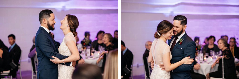 first dance photos | Olive Photography