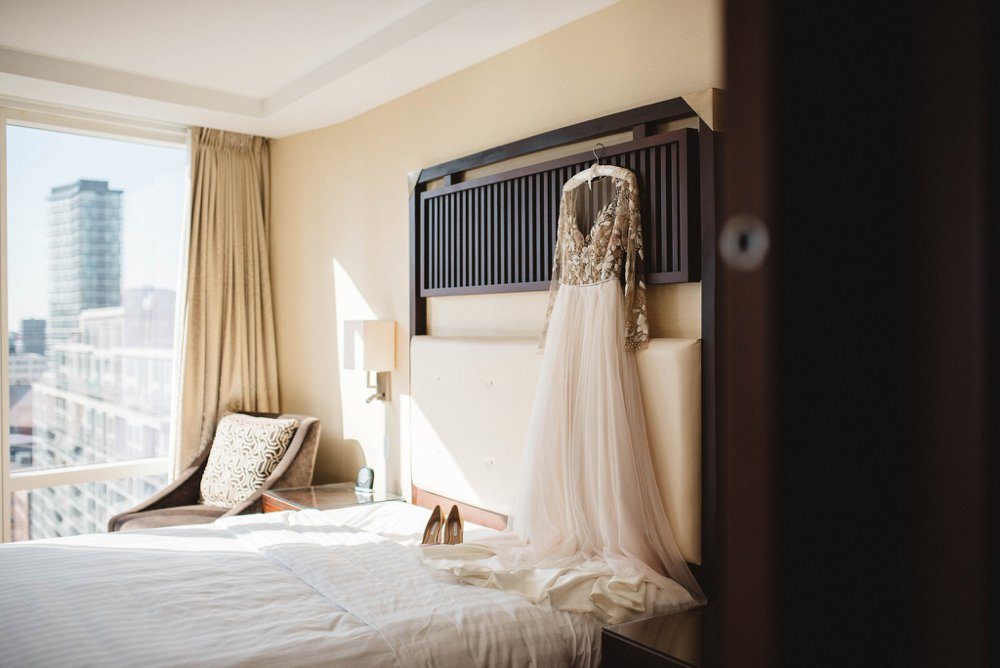 Shangri-La Toronto Wedding | Olive Photography