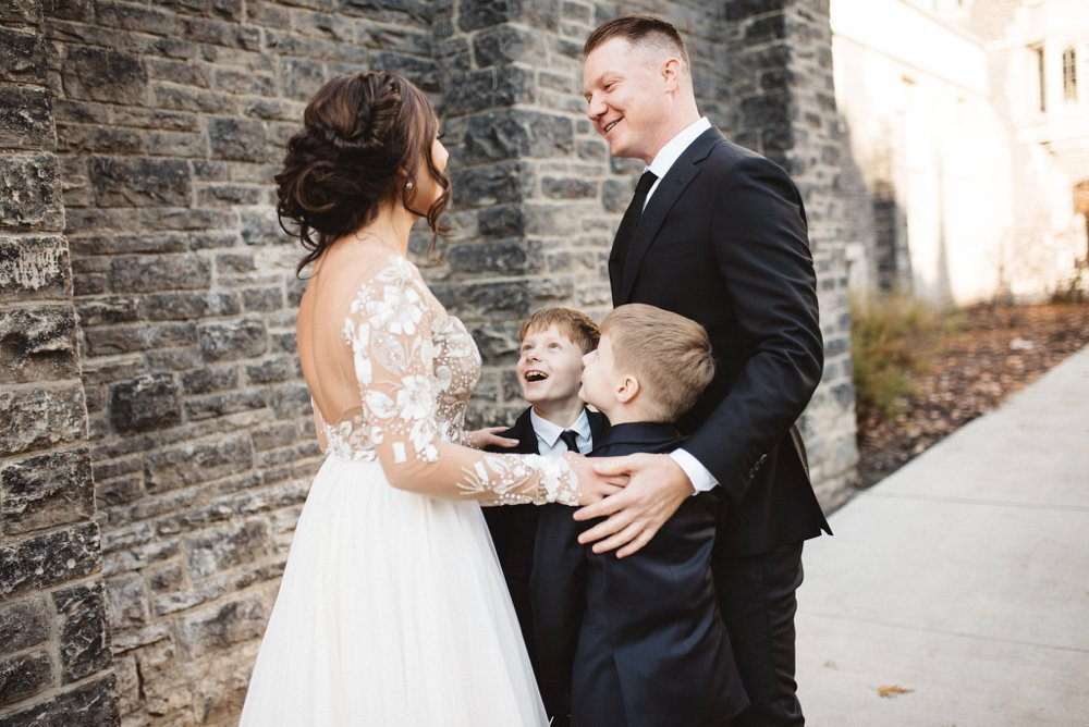 University of Toronto Wedding Photos | Olive Photography