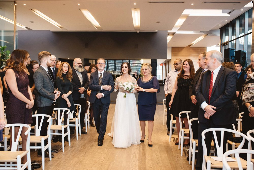 Gardiner Museum Wedding Toronto | Olive Photography