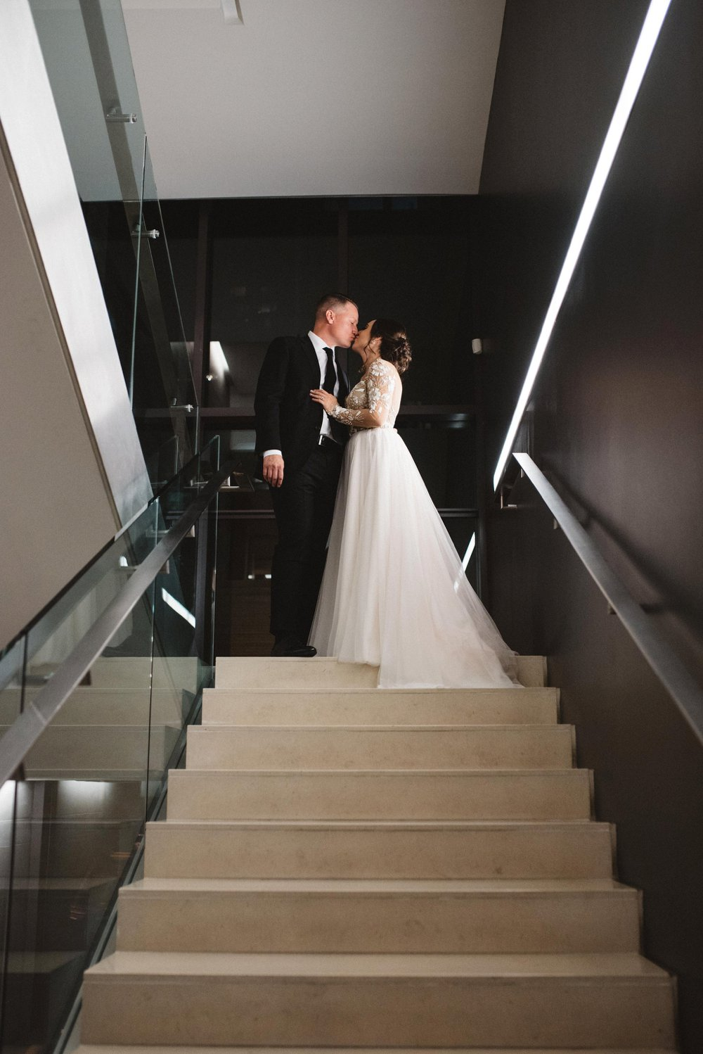 Gardiner Museum Wedding photos | Olive Photography