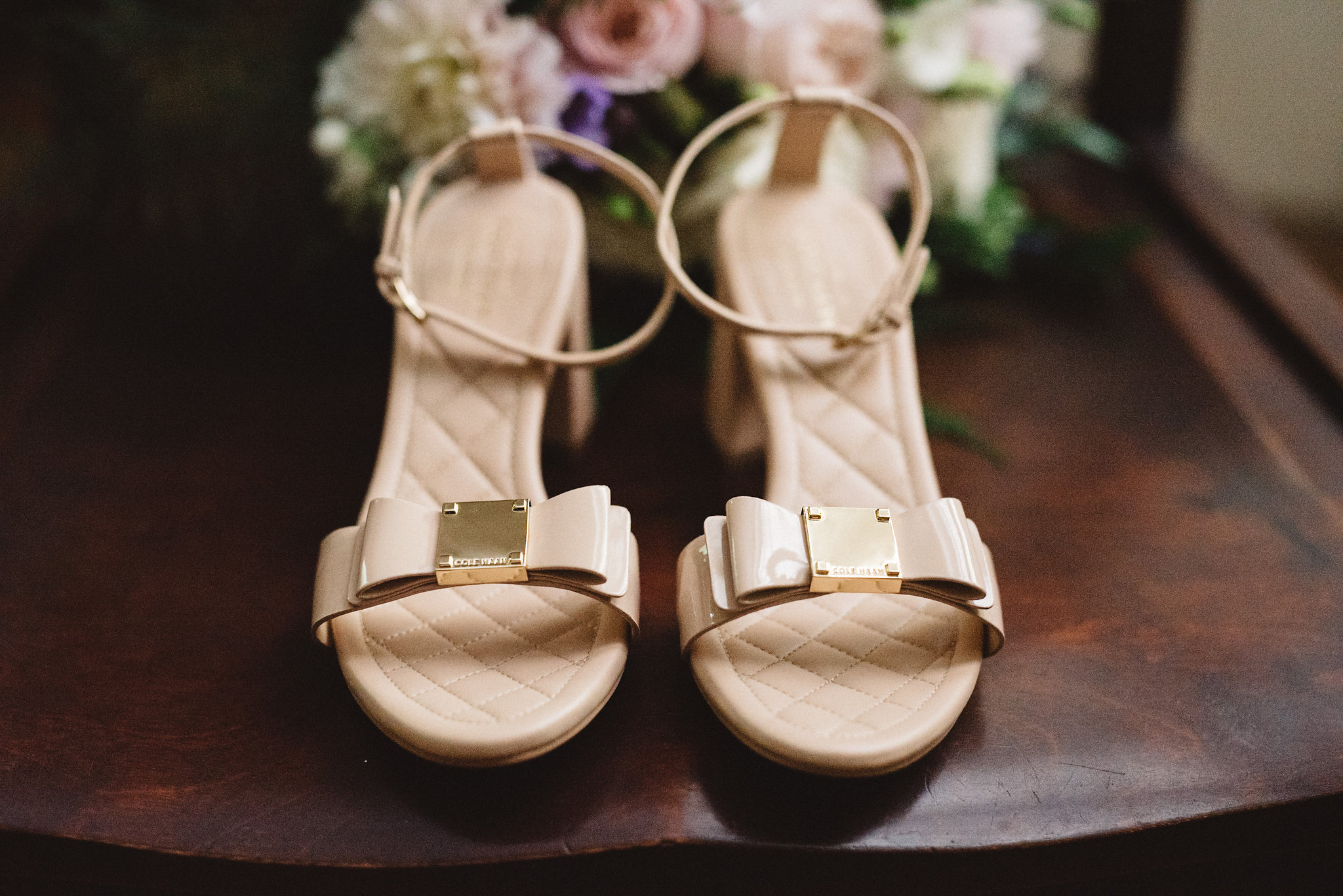 Cole Haan Wedding Shoes | Olive Photography Toronto