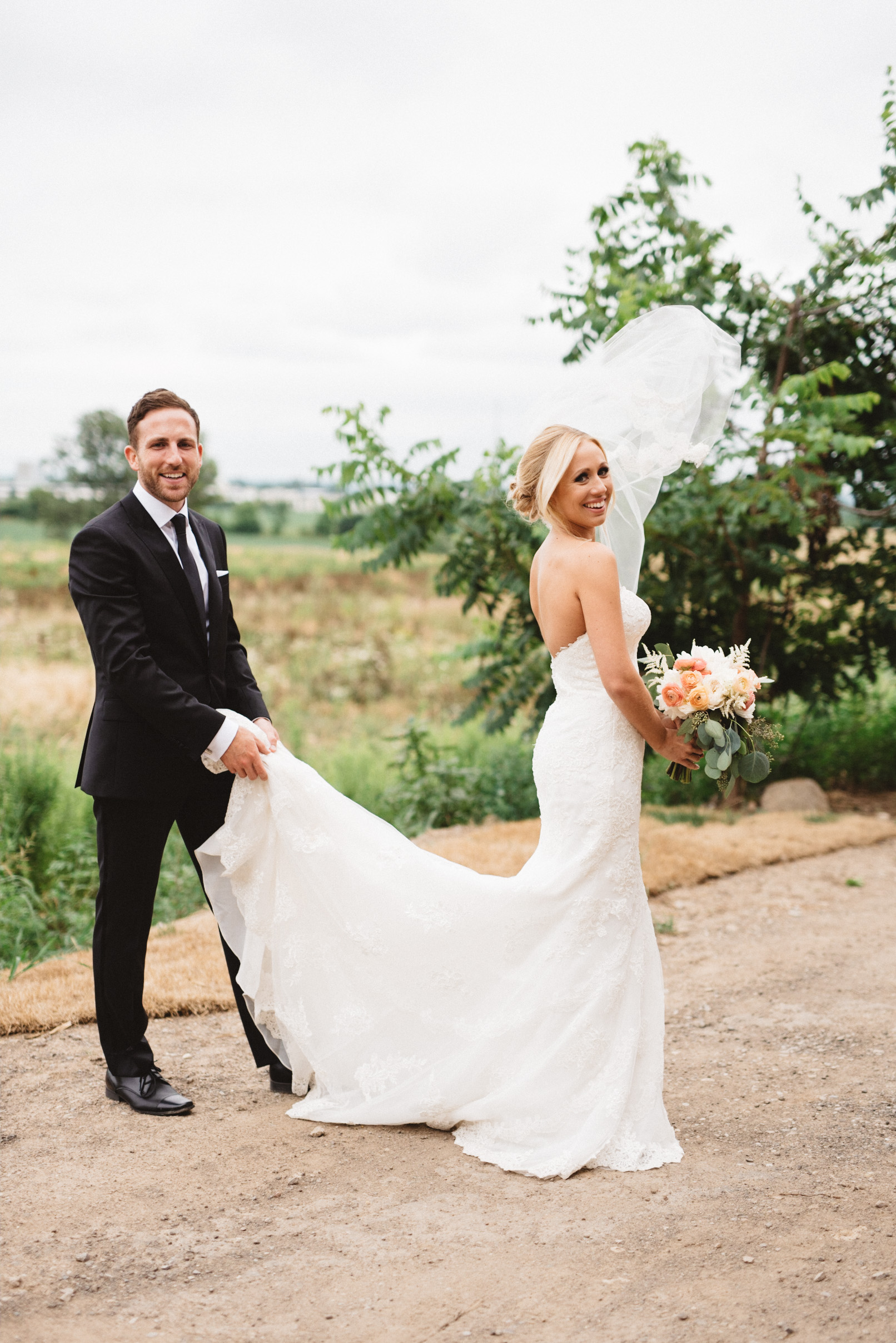 Earth to Table Farm Wedding - Olive Photography
