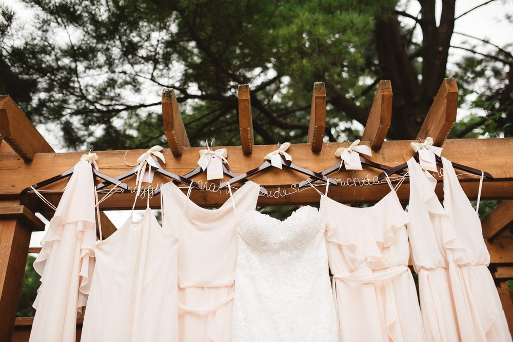 Bridesmaids Dresses - Olive Photography