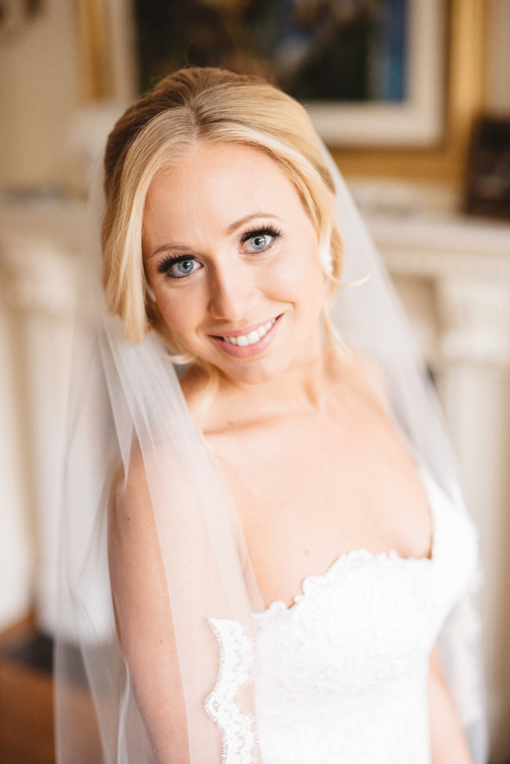 Bride Portrait - Olive Photography