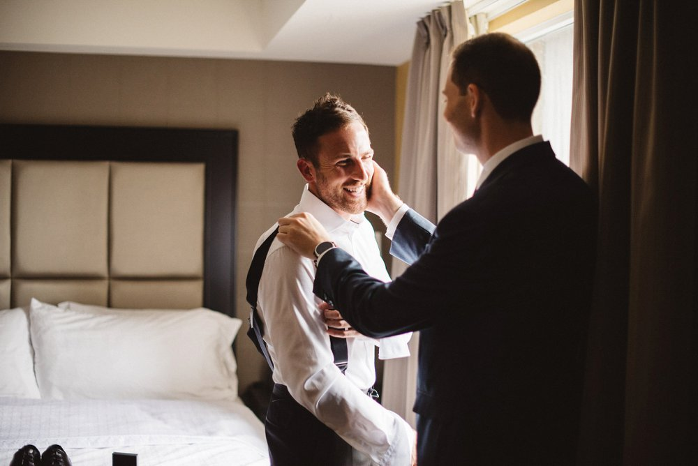 groom getting ready photos - Olive Photography