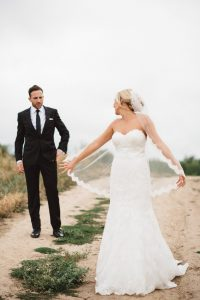 First Look Photos - Olive Photography