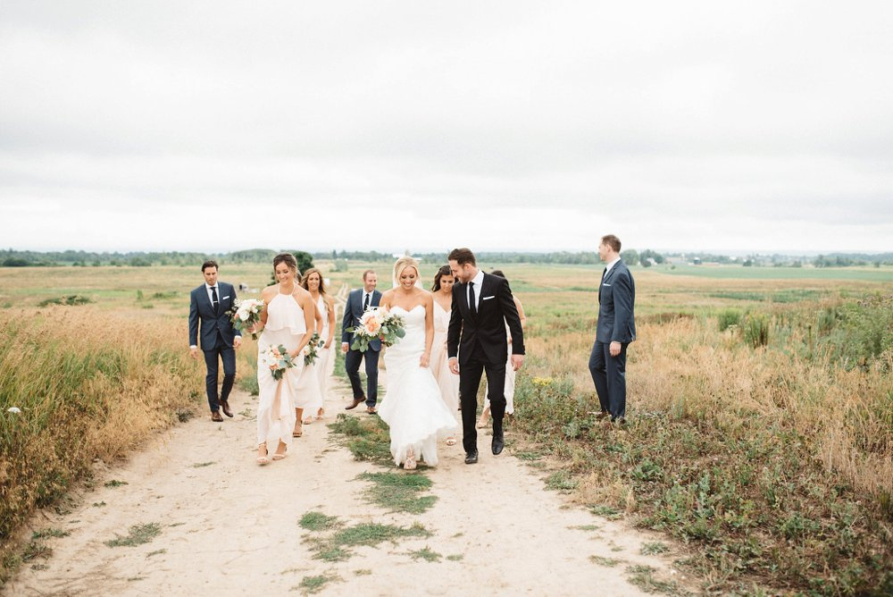 Earth to Table Farm Wedding - Ontario Farm Wedding - Olive Photography