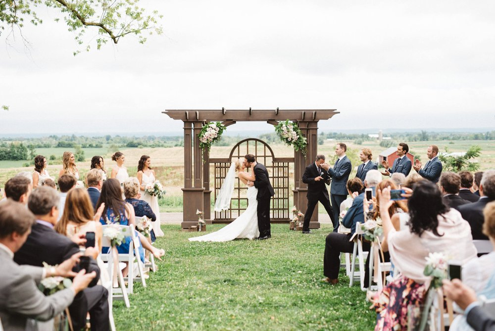 First Kiss Photos - Olive Photography