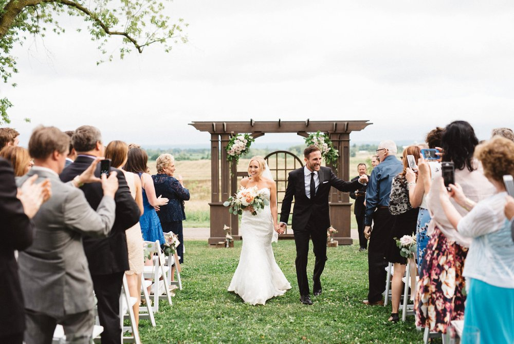 Earth to Table Farm Wedding | Caitlin & Josh