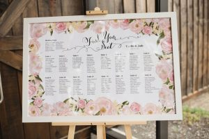 Seating Chart Photos - Olive Photography