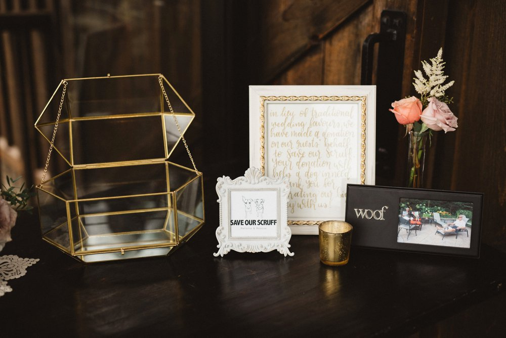 Wedding Gift Box Ideas - Olive Photography