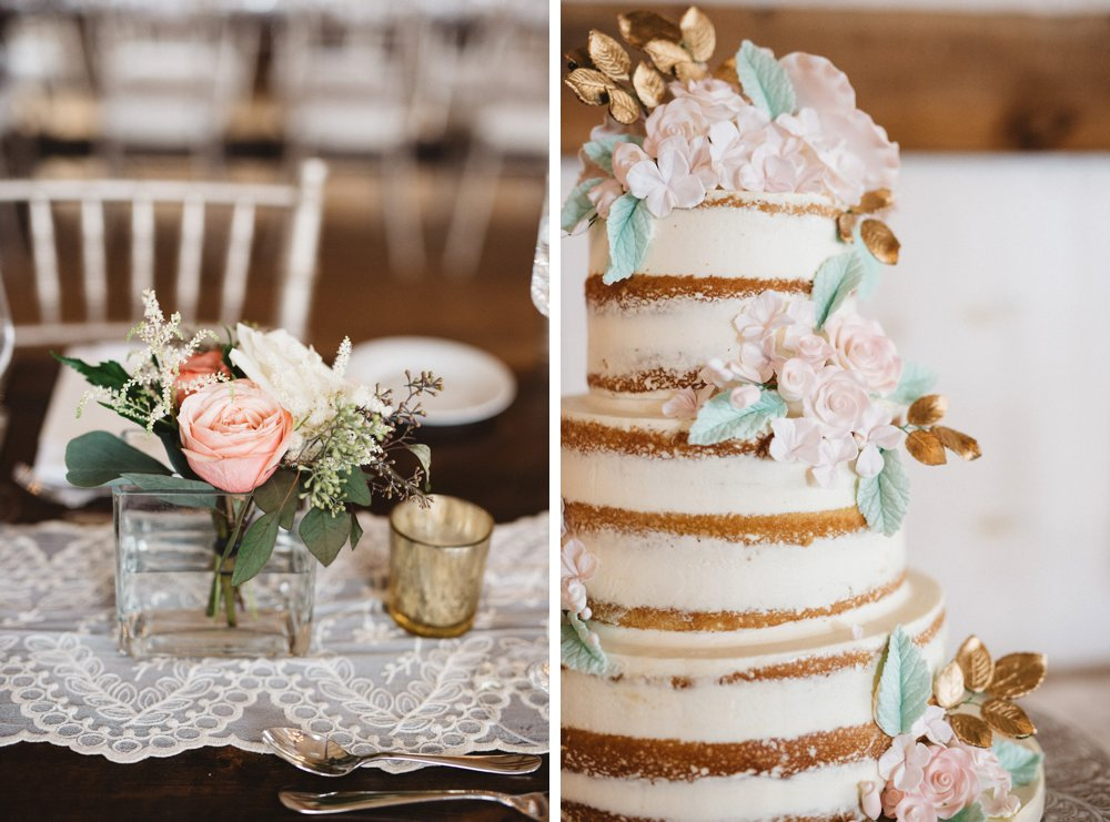 Rustic Cake - Olive Photography