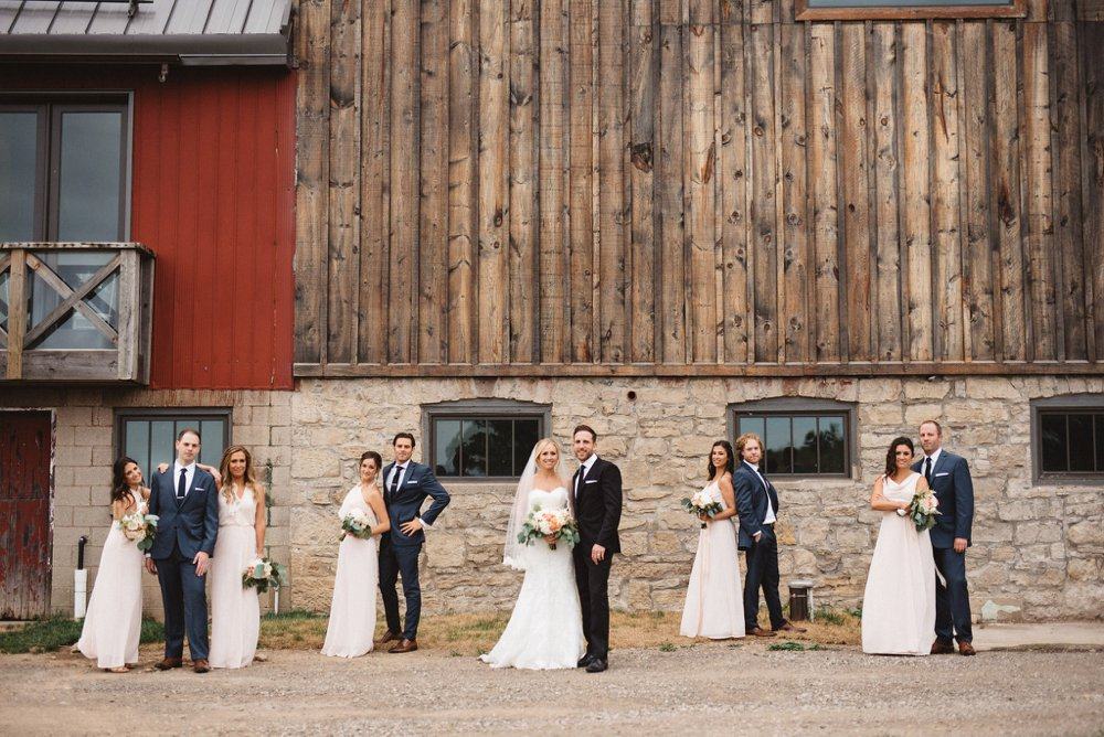 Earth to Table Farm wedding photos - Olive Photography