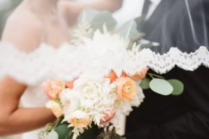 Rustic Romantic Relaxed Bridal Bouquet - Olive Photography
