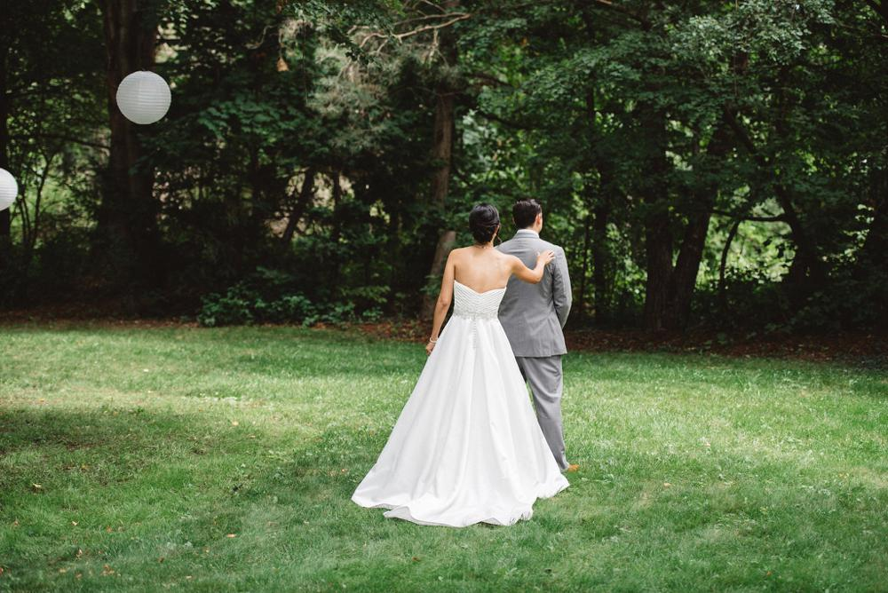 first look photos | Olive Photography