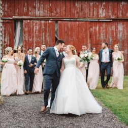 Cambium Farms Wedding | Caitlin & Jesse