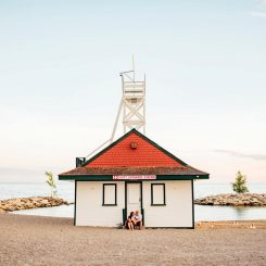 Kew Beach Engagement Photos | Melanie & Andrew