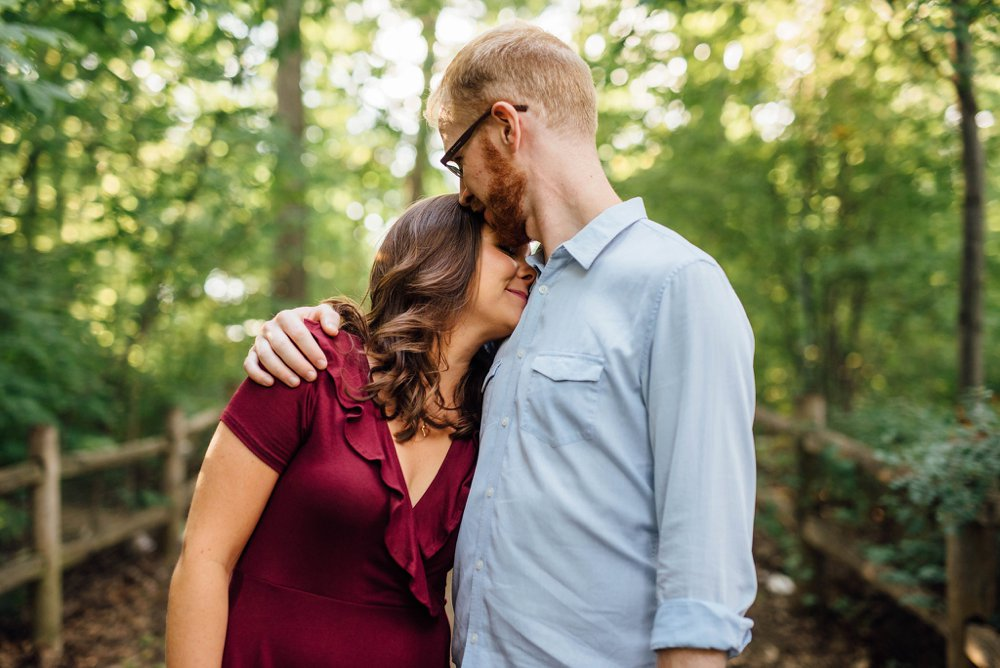 Kew Beach engagement photos | Olive Photography
