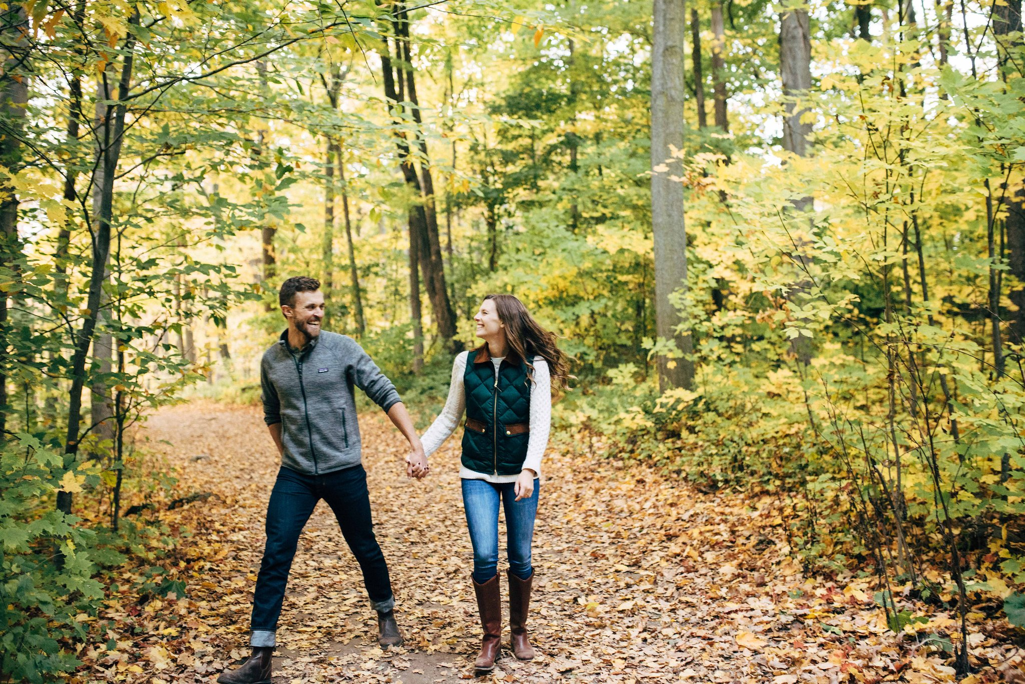 Fall engagement session | Olive Photography Toronto
