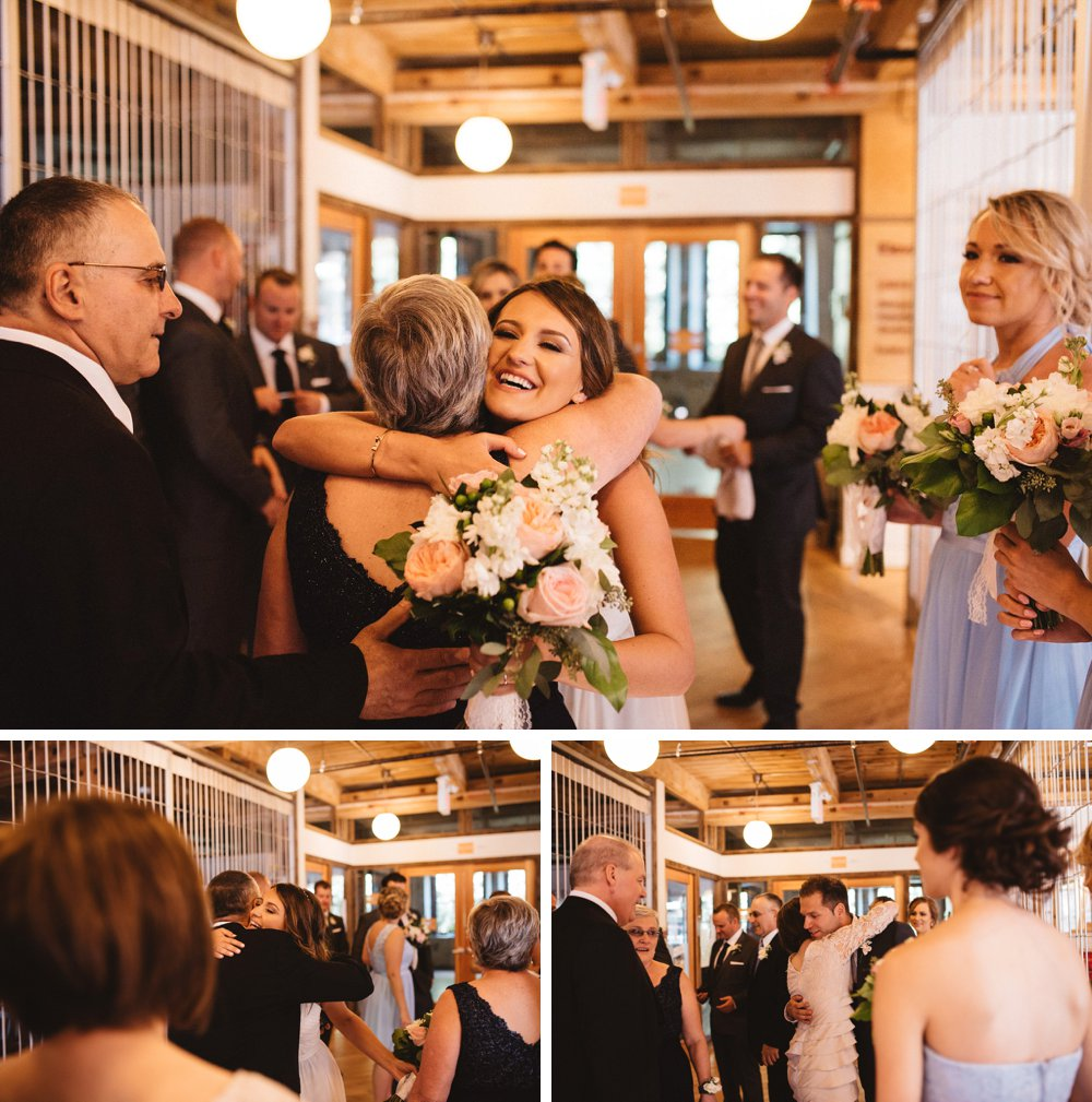 Alton Mill Wedding - Olive Photography