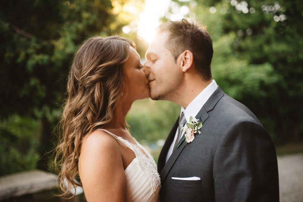 Alton Mill Wedding | Julia & Josh