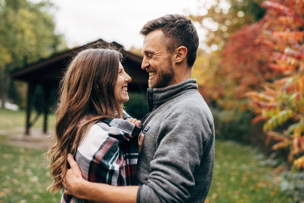 Rattlesnake Point Engagement | Morgan & Nicolas