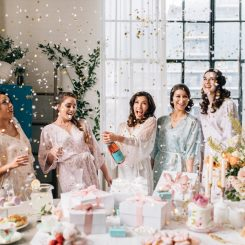 Bubbly Bachelorette Party Inspiration