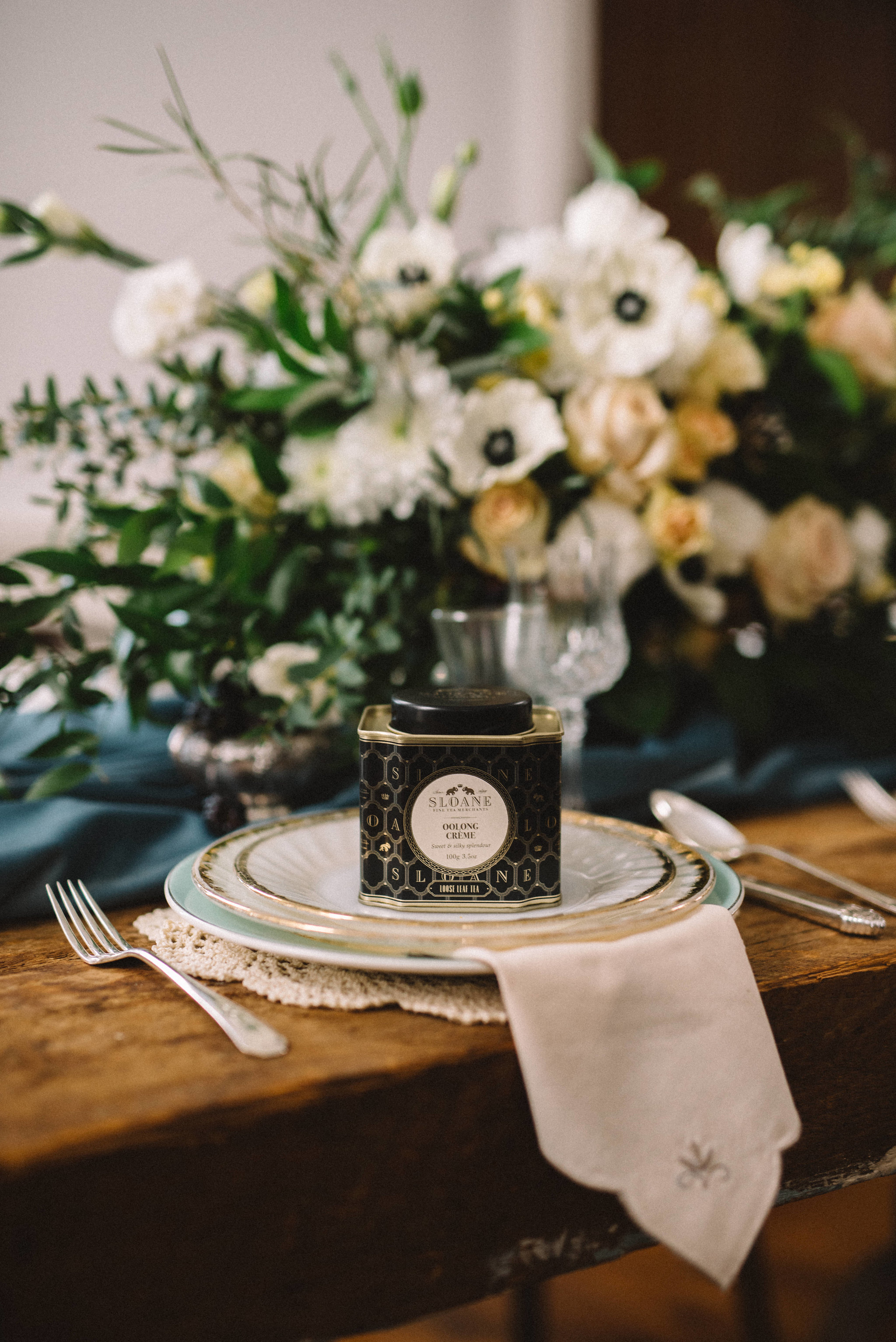 Tea wedding favours | Olive Photography Toronto